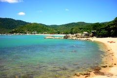 Koh Phangan. Beach in Thailand Royalty Free Stock Image