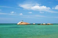 Koh Phangan island, Thailand. In a summer day royalty free stock photo