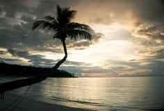Koh Phangan oferuje piękne plaże zdjęcie royalty free