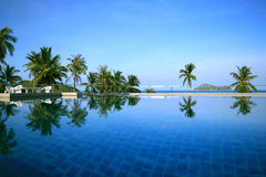 Koh Phangan resort Royalty Free Stock Image