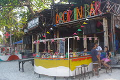 Koh Phangan. Tropical island of Koh Phangan in Thailand royalty free stock images