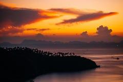 Koh Phangan wyspa Zdjęcie Royalty Free
