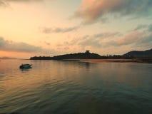Koh Phayam wyspa, Ranong, Tajlandia zdjęcie stock