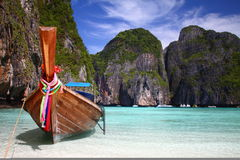 Koh Phi Phi Royalty Free Stock Images