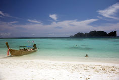 Koh Phi Phi Royalty Free Stock Photography