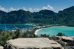 Koh Phi Phi Foto de archivo libre de regalías