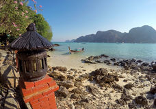 Koh Phi Phi Don Thailand Photo libre de droits