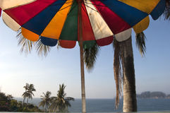 Koh Phi Phi-eiland in Thailand Stock Foto