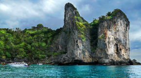Koh Phi Phi Island fotografia de stock royalty free