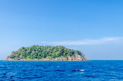 Koh Phi Phi National Park in Thailand Stock Photography