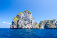Koh Phi Phi National Park in Thailand Stock Photo