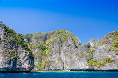Koh Phi Phi National Park in Thailand Stock Photos