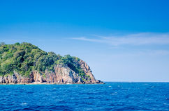Koh Phi Phi National Park in Thailand Royalty Free Stock Photography