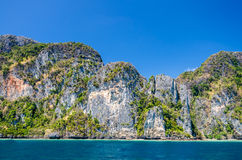 Koh Phi Phi National Park in Thailand Royalty Free Stock Image