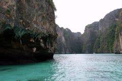 Koh Phi Phi, Tajlandia Obrazy Stock