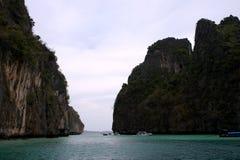 Koh Phi Phi, Thailand Lizenzfreie Stockfotos