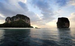 Koh Poda Beach Krabi. Southern Thailand Stock Images