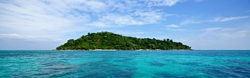 Koh poda Royalty Free Stock Photography