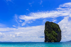 Koh poda or island poda Stock Image