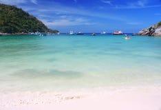 Koh Raya, Raya Island Fotografie Stock Libere da Diritti
