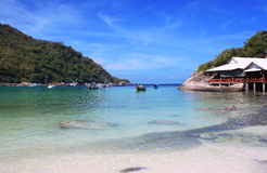 Koh Raya, Raya Island Royalty Free Stock Photo