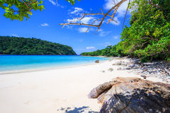 Koh rok Royalty Free Stock Images