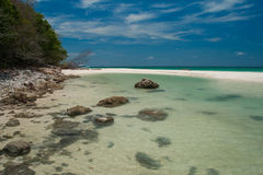 Koh rok nok island Royalty Free Stock Images