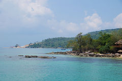 Koh Rong Island Immagine Stock