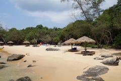 Koh Rong Island Immagini Stock