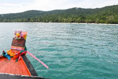 Koh Rong Sanloem island in Cambodia Stock Images