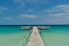 Koh Rong wyspy raj fotografia stock