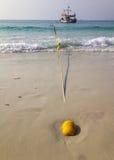 Koh samed sea. Sea in Thailand koh samed Royalty Free Stock Photography