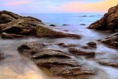 Koh Samet, ilha de Samet Fotografia de Stock