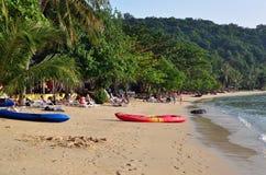 Koh Samet plaże, Tajlandia obraz stock