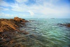 Koh Samet , Samet Island. Shoot from the island stock photo