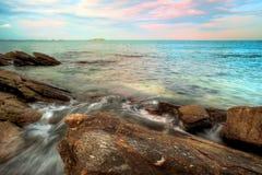 Koh Samet , Samet Island. Shoot from island royalty free stock photos