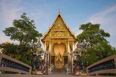 Koh Samui świątynia na wodzie - Tajlandia Fotografia Royalty Free