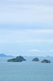 Koh Samui πέντε νησιών Στοκ φωτογραφίες με δικαίωμα ελεύθερης χρήσης