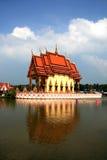 KOH Samui del templo Fotos de archivo libres de regalías