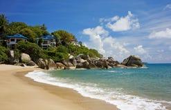 Koh Samui em Tailândia Imagem de Stock Royalty Free