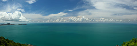 Koh Samui And The Gulf Of Thailand Royalty Free Stock Image