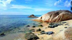 Koh samui island thailand Royalty Free Stock Photos