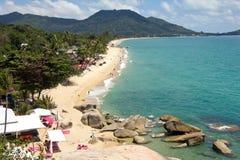 Koh Samui, Lamai Beach Royalty Free Stock Images