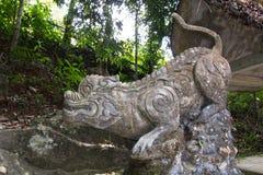 Koh Samui, Magic Garden Stock Image