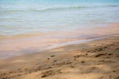 Koh Samui - plaża Fotografia Stock