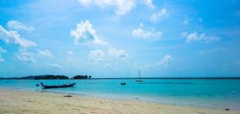 Koh Samui-stranden Stock Foto's