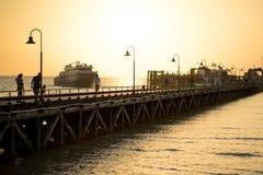 Koh Samui sundown Stock Image