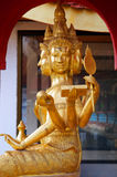 Koh Samui, Tajlandia wiele twarze bogini Obrazy Stock