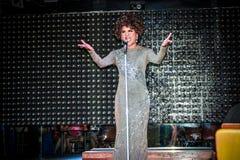 KOH SAMUI, THAILAND 2013, 2 APRIL Transvestites Royalty Free Stock Photos