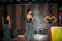 KOH SAMUI, THAILAND 2013, 2 APRIL Transvestites in Stock Photos